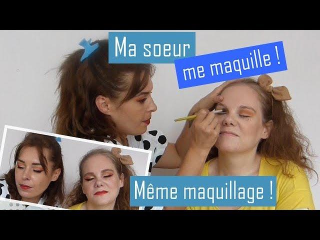 Ma Sœur Me Maquille Tu Regrettes Ta Coupe De Playmobil Sœurs Jumelles De Makeup Youtube