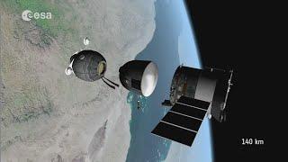 Изучаем «Союз»: отстыковка, посадка(Как космонавты готовятся к отстыковке от МКС? Как происходит движение «Союза» и станции после отстыковки?..., 2015-11-19T19:02:29.000Z)