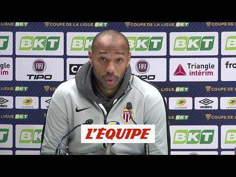 Foot - Coupe de la Ligue - ASM : Henry «C'est mieux de préparer Guingamp après une victoire»