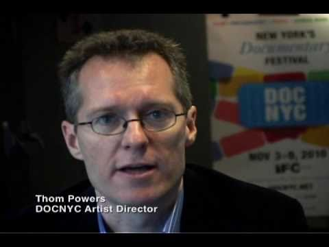 Thom Powers presents a DOCNYC festival overview