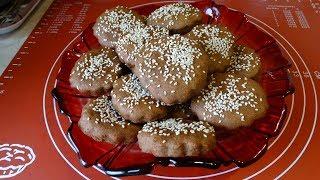 ПЕЧЕНЬЕ на РАССОЛЕ из Помидор. Печенье ПОСТНОЕ. Печенье на Помидорном Рассоле. Рецепт/Lean Cookies