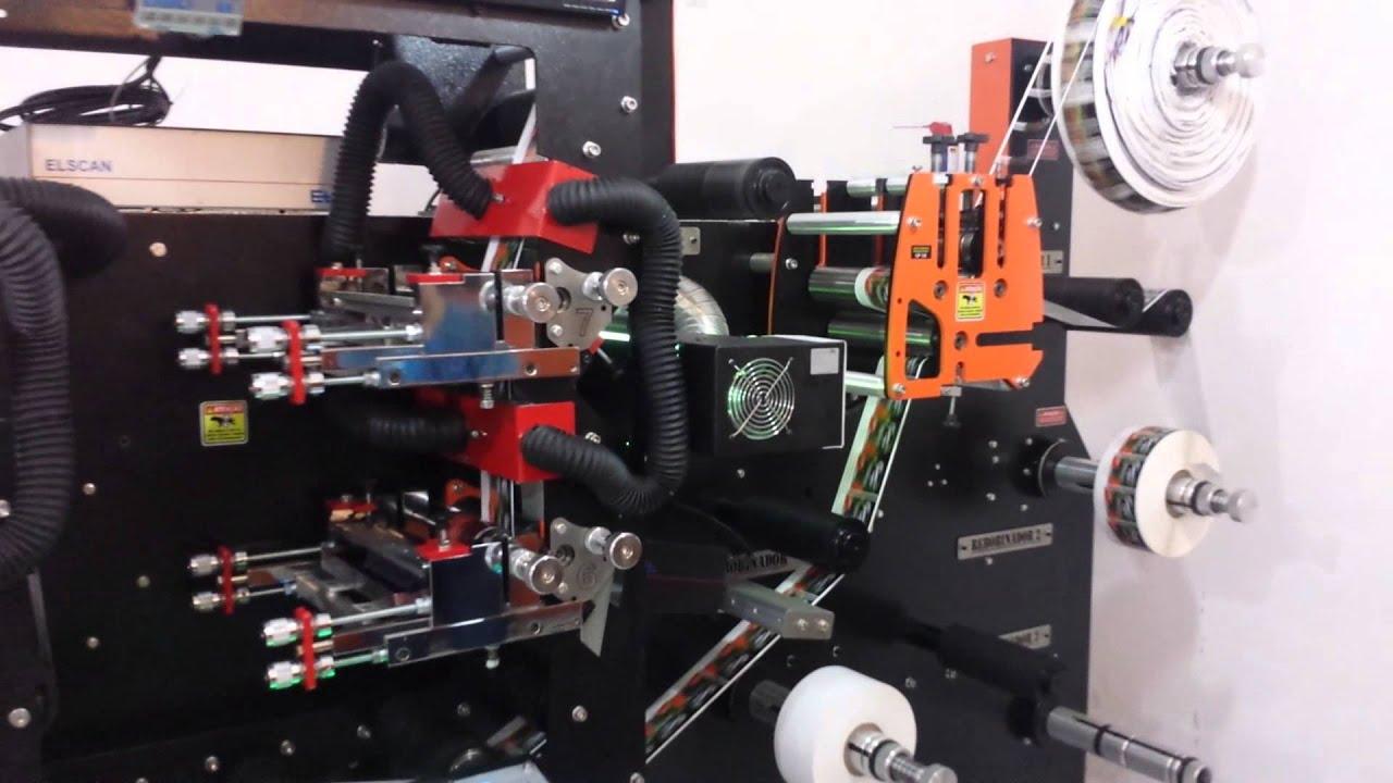 Impressora Flexográfica - MODULAR - YouTube - photo#14