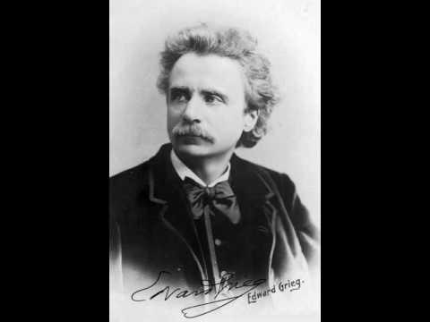 Edvard Grieg: 2 Elegiac Melodies, Op. 34 - 2. Last Spring - Letzter Fruhling (Recorder ensemble)