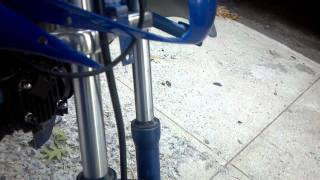 X18 Custom  Super Pocket Bike