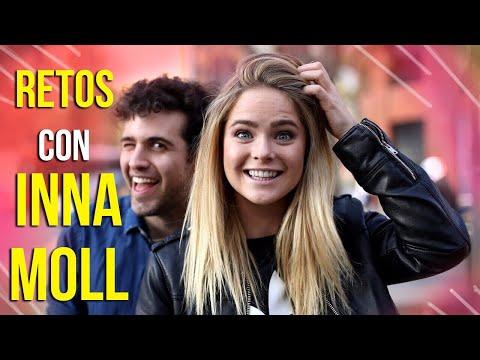 """Mi """"ex novia"""" Inna Moll ataca - Retos de instagram"""