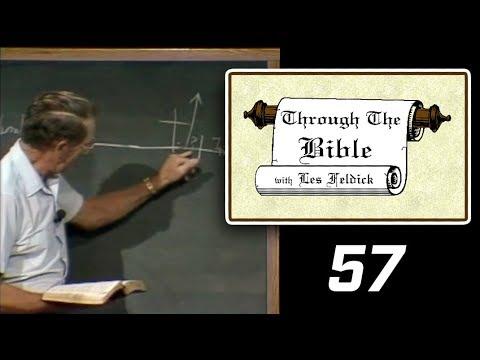 [ 57 ] Les Feldick [ Book 5 - Lesson 3 - Part 1 ] Parenthesis & Dashes - Interruption of OT - Paul