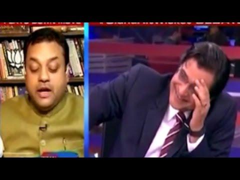 Sambit Patra TROLLS Arvind Kejriwal & Navjot Singh Sidhu