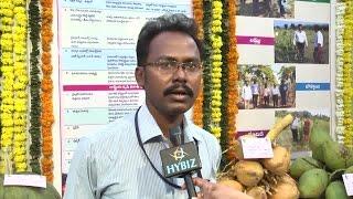 Uday Kumar Horticulture Officer – Aswaraopeta Khammam District - Hybiz.tv