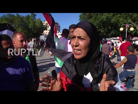 State of Palestine: Historic Hamas-Fatah reconciliation sparks celebrations in Gaza City