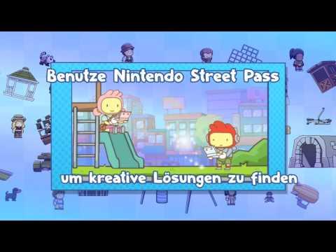 Trailer zu «Scribblenauts Unlimited» 3DS