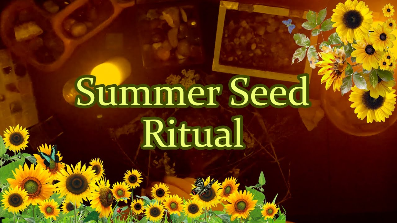 Summer Seed Ritual | Witchcraft