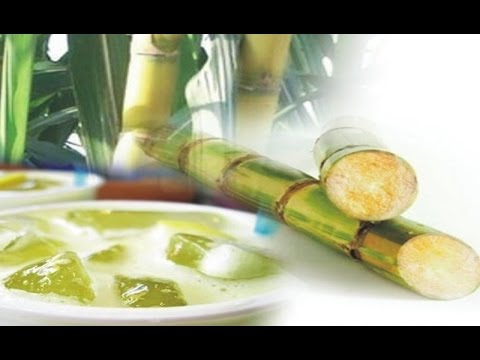 fresh-sugarcane-ice-juice---indonesian-food-&-beverage---es-sari-tebu---wisata-kuliner-[hd]