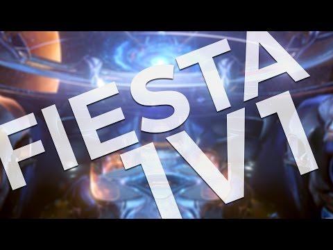 Halo 5 -  Fiesta 1v1 vs Samaritxn (Hilarious)