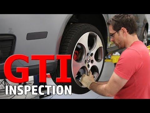 How to Check a MK5 GTI for Problems