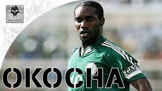 A Legend in the Making - JAY JAY OKOCHA