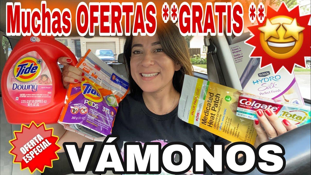 🌟🔥🙀Mi compra  de **CVS**  productos **GRATIS MAS SÚPER GANANCIAS**