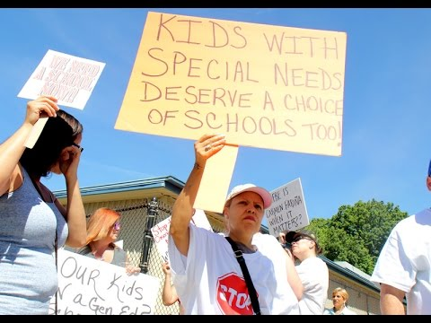 Staten Island parents call on DOE for special needs school upgrades