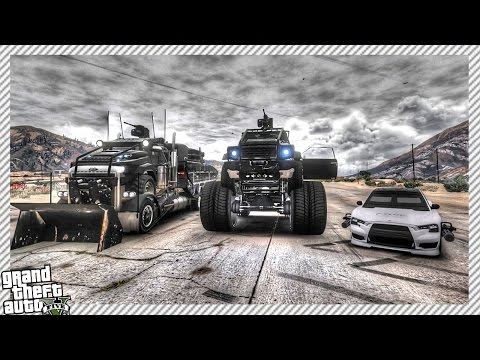 50 Craziest Custom Vehicles - GTA 5 MOD (Epic Grand Theft Au