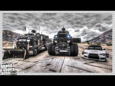 50 Craziest Custom Vehicles - GTA 5 MOD (Epic Grand Theft Auto 5 Custom Vehicles Showcase)