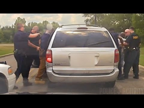 Meridian Police Video Of 'Excessive Force' That Led To Officer's Firing