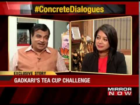 In Conversation with Nitin Gadkari – Concrete Dialogues (May 1)