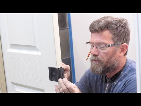 Pocket Door Install
