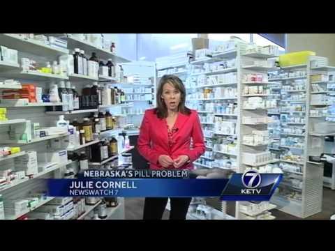 KETV Chronicle: Nebraska's Pill Problem