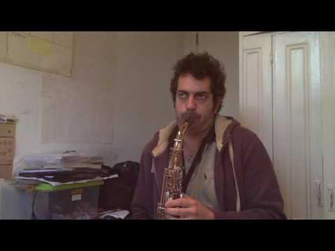 Chi Chi charlie parker tutorial alto sax step by step easy lesson