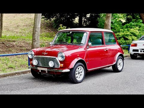 1995 Rover Mini (Canada Import) Japan Auction Purchase Review