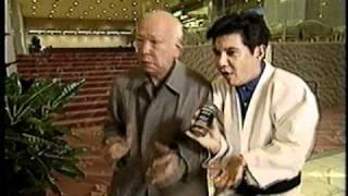 真似して真似され二人旅 「大滝秀治・関根勤」(1999年放送)