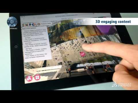 Expo Milano 2015 3DEXPERIENCE