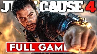 JUST CAUSE 4 Gameplay Walkthrough Part 1 FULL GAME [1080p HD 60FPS PC MAX SETTINGS] - No Commentary