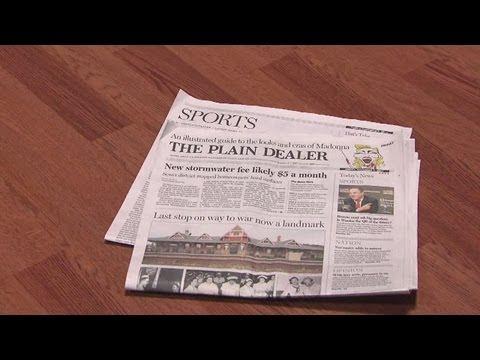 NewsChannel 5 at 6 Plain Dealer cuts back