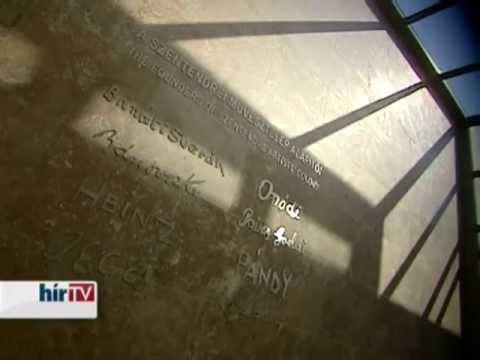Ferenczy Múzeum a Hír TV 10 perc műsorában