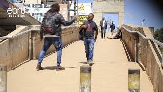 Nairobi Residents Told To Walk Like Focused People