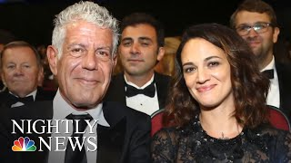 Asia Argento Denies Sexual Assault, Says Anthony Bourdain Made Payment | NBC Nightly News
