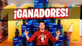 GANADORES SORTEO 10.000.000 SUSCRIPTORES (LEER DESCRIPCIÓN) - TheGrefg