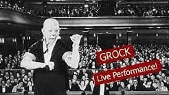 """Grock The Clown - Stage Performance (""""Bühnen-Sketch"""", 1931)"""