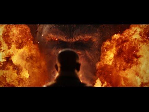【プレゼント】話題沸騰間違いなしのアドベチャー超大作!『キングコング:髑髏島の巨神』特別試写会に【15組30名様】ご招待!