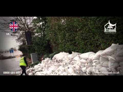HD | UK Projects: Assisting Victims of the UK Floods - February 2014