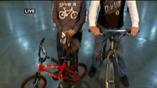 Free Bikes For Kids Helps Make Sure Every Kid Has A Bicycle