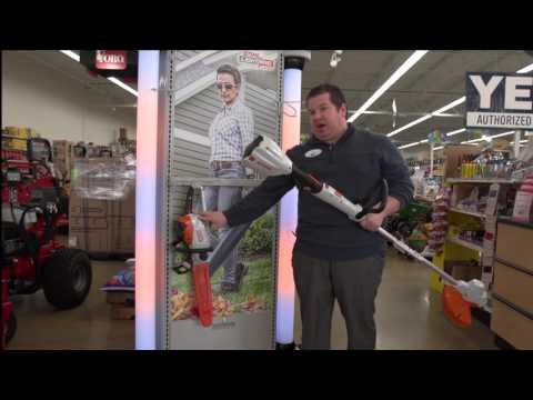 Stihl Lithium Ion Product Line at Moe's!
