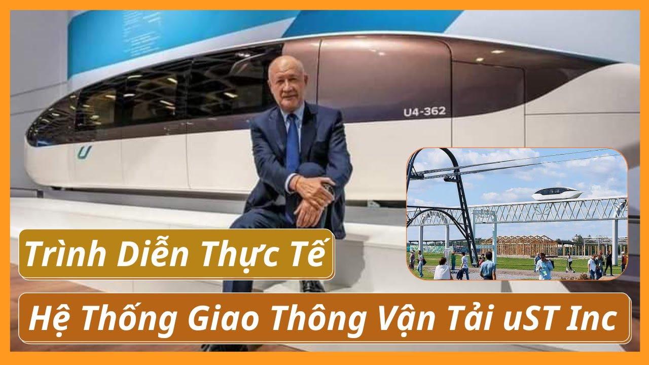 Full HD 4K – Trình Diễn Công Nghệ SkyWay 2020