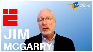Jim McGarry shares how Edspaces is adapting to a virtual conference