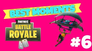 THE OURS WHO LOVE DANSER - Fortnite moments #6