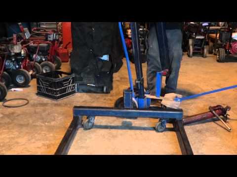 Engine Hoist Product
