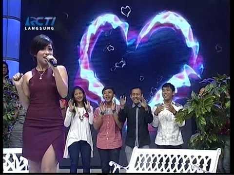 Nikita Willy SURAT KECIL UNTUK TUHAN DAHSYAT  RCTI 28 april 2014