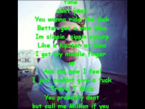 T. Mills - She got A - Lyrics