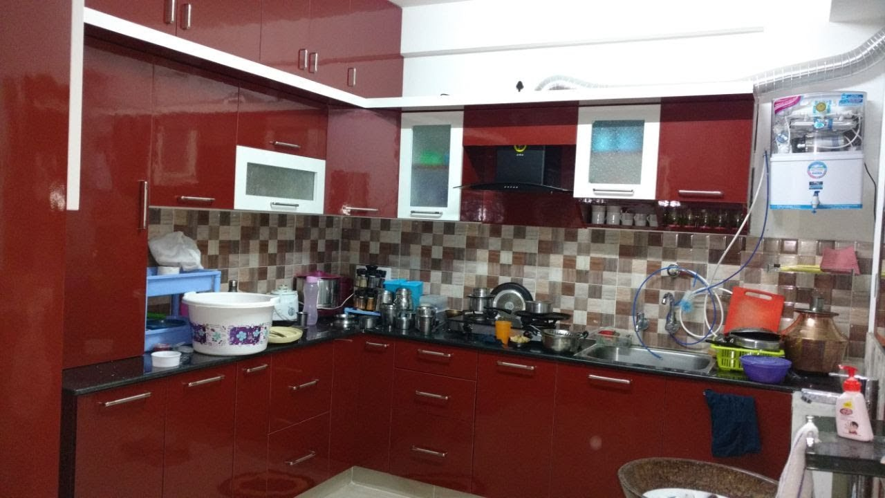 """2BHK Flat Interior idea """"Home Interior with low budget ..."""