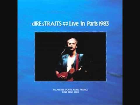 Dire Straits - Twisting by the Pool (Paris 83)